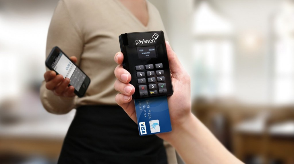 Payleven card payments