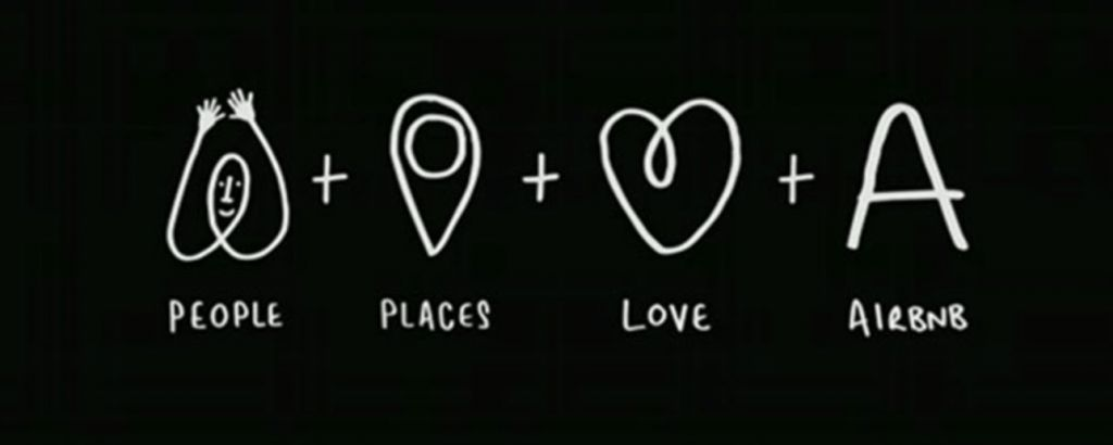 airbnb lifestyle brand new logo