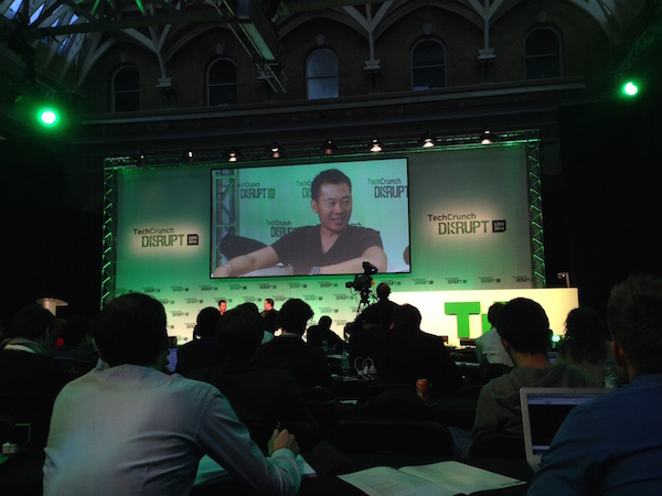 TechCrunch Disrupt Europe 1