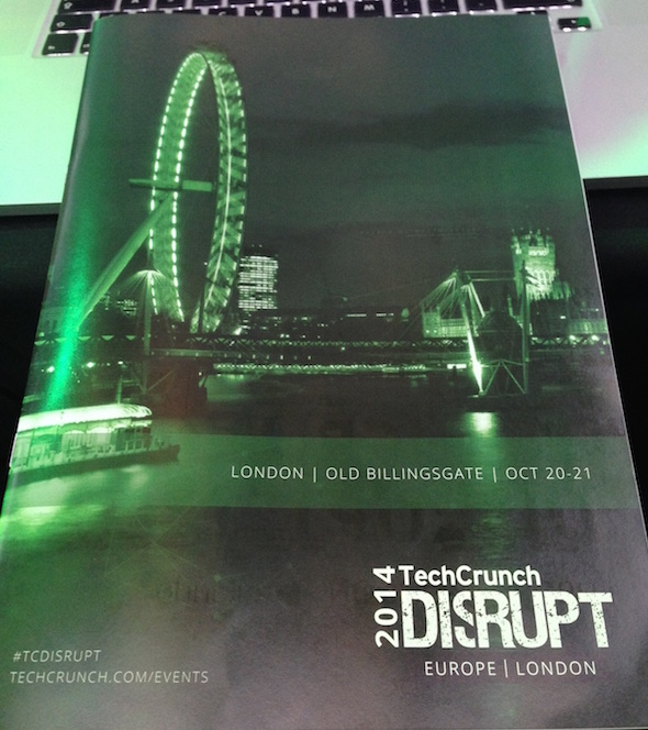TechCrunch Disrupt Europe 2