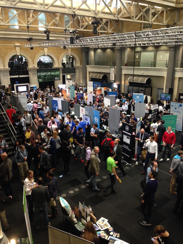 TechCrunch Disrupt Europe 3