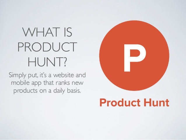 how to be featured on product hunt- what is