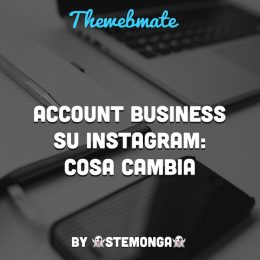 account business instagram
