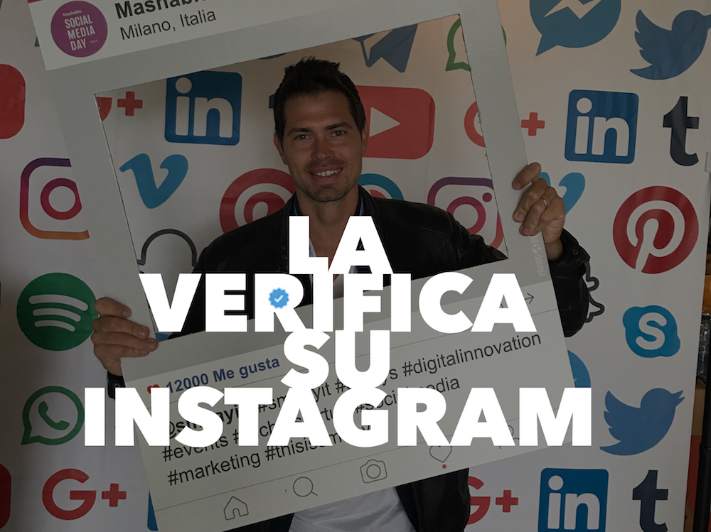 Come Verificare Un Account Instagram La Mitica Spunta Blu Thewebmate