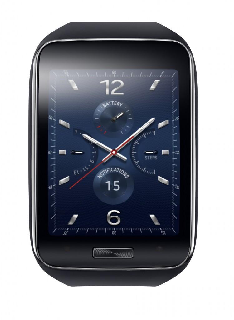 new Samsung gear s