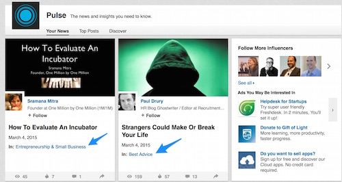 How to use LinkedIn publishing platform and be featured on Pulse 7