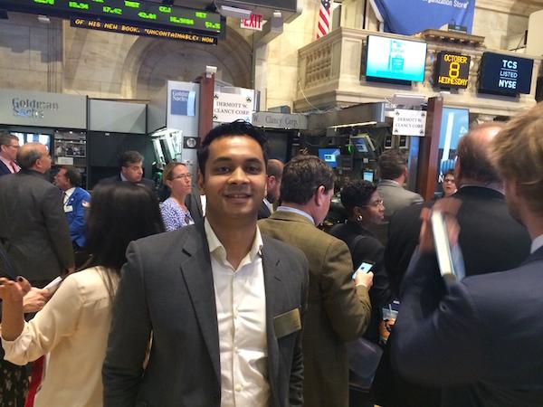 Raz Choudhury, CEO and Founder- LeaDNA