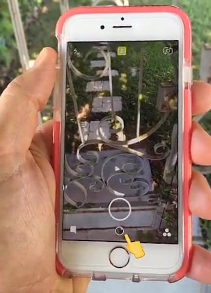 come caricare immagini su snapchat con memorie