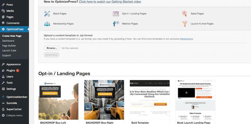 Meglio ClickFunnels o OptimizePress