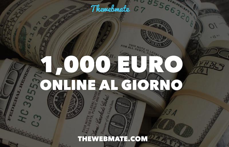 Come guadagnare velocemente online