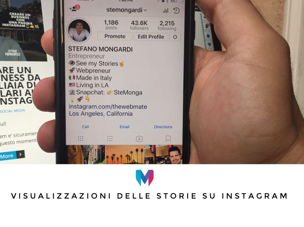 Come Aumentare Le Visualizzazioni Delle Storie Su Instagram